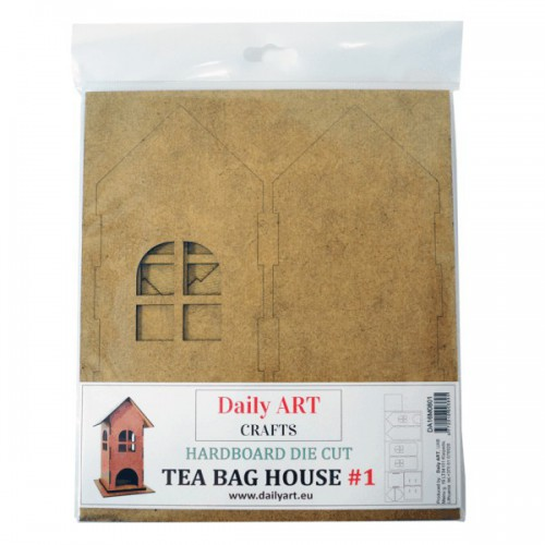 HERBACIARKA TEA BAG HOUSE HDF-1