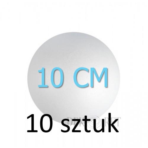 KULA STYR. 10 CM PL - 10 SZTUK