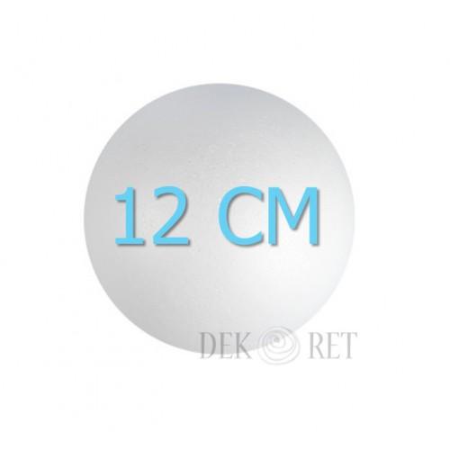 KULA STYROPIANOWA 12 CM PL