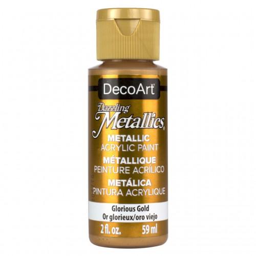 FARBA METALLICS -  GLORIOUS GOLD 59ML