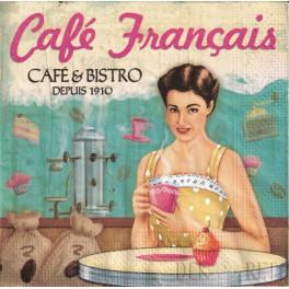 SERWETKA - CAFE BISTRO 1910