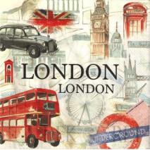 SERWETKA - Londyn