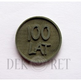 STEMPEL - 100 LAT 2,5CM