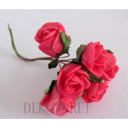http://dekoret.pl/5115-thickbox_org/roze-z-pianki-2cm-6-szt-ciemny-roz.jpg