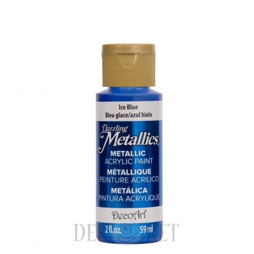 FARBA METALLICS - ICE BLUE 59ML