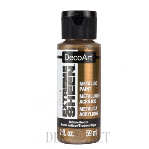 FARBA METALICZNA- ANTIQUE BRONZE 59ML EXTREME SHEEN