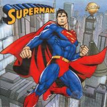 SERWETKA - SUPERMAN