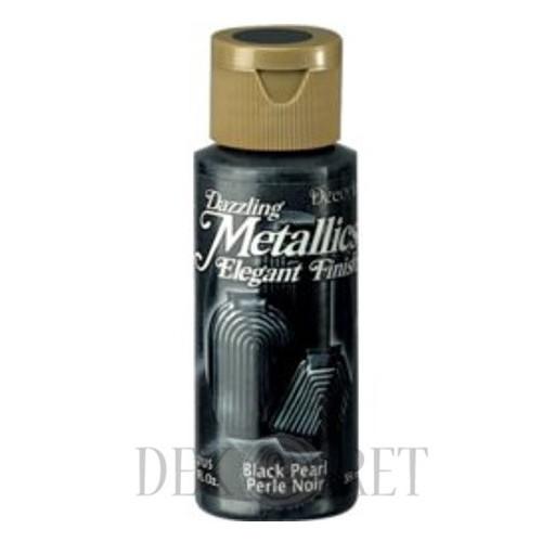 FARBA METALLICS - BLACK PEARL 59ML