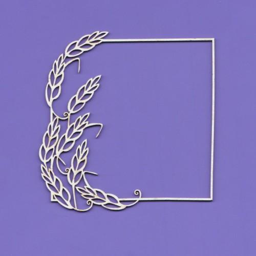TEKTURKA - RAMKA Z KŁOSAMI