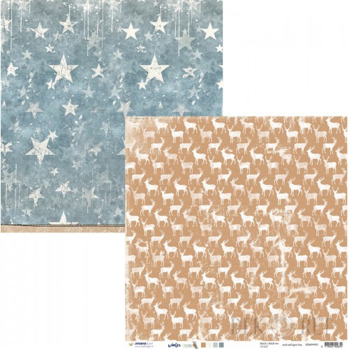 PAPIER DO SCRAPBOOKINGU 30,5x30,5