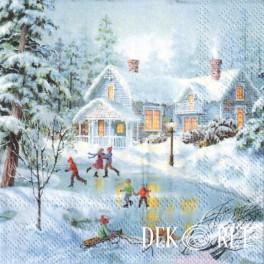 http://dekoret.pl/9994-thickbox_org/serwetka-mala-dzieci-na-lodowisku-zima.jpg