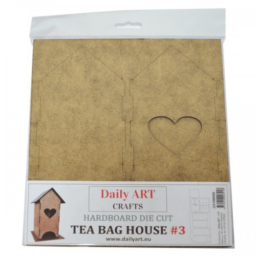 HERBACIARKA TEA BAG HOUSE HDF-3