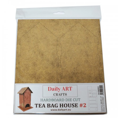 HERBACIARKA TEA BAG HOUSE HDF-2