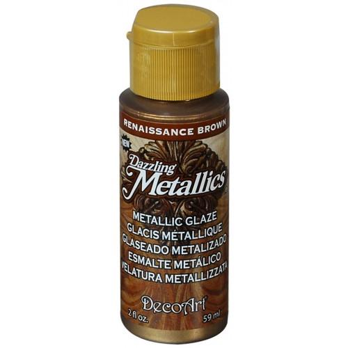 FARBA METALLICS - RENAISSANCE BROWN 59ML