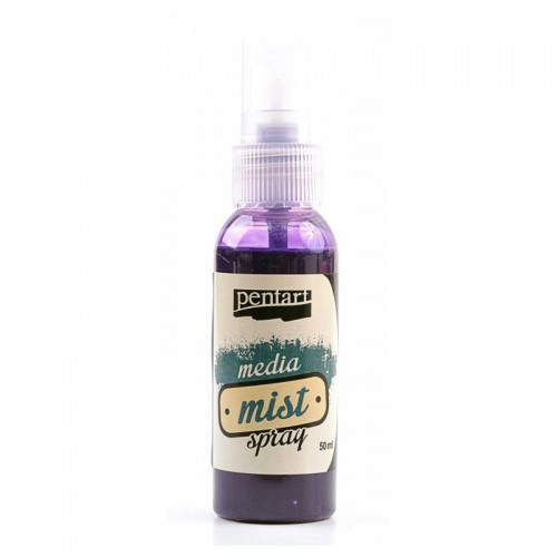 FARBA W SPRAY'U MEDIA MIST 50 ML FIOLET