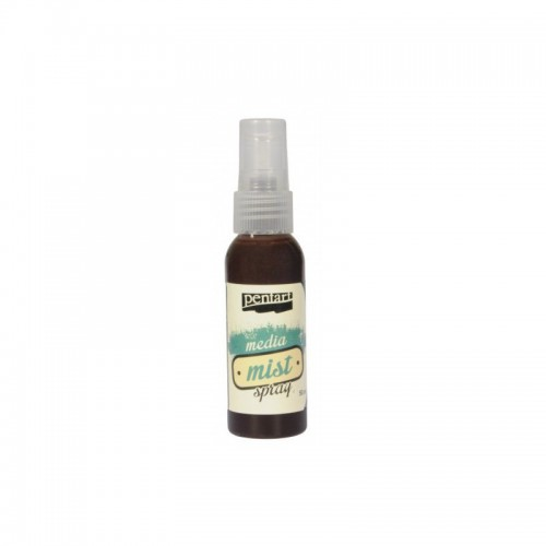 FARBA W SPRAY'U MEDIA MIST 50 ML ESPRESSO