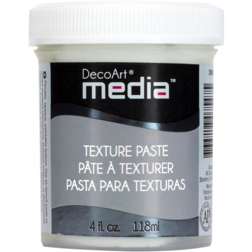 DECOART TEXTURE PASTE 118 ML PASTA STRUKTURALNA
