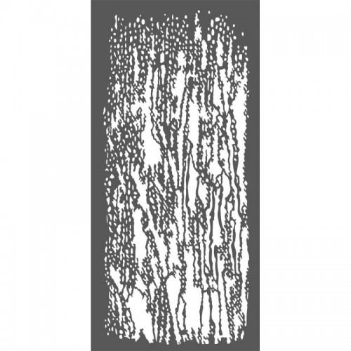 SZABLON  3D 12x25 cm EFEKT DRAPANY