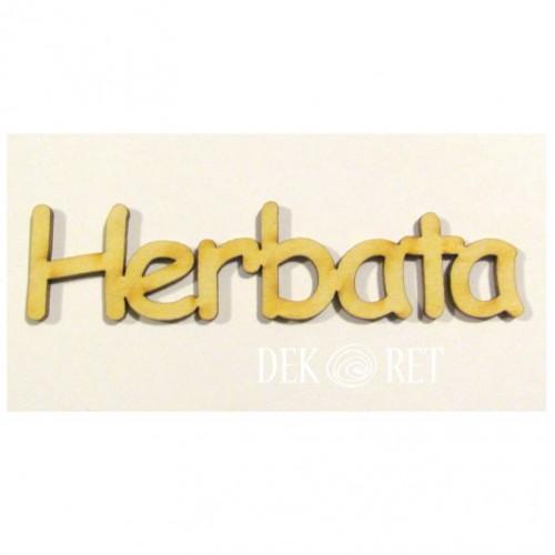 NAPIS: HERBATA