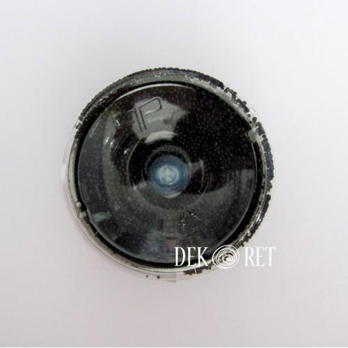 PENTART MIKROKULKI 0,8-1mm 40g CZARNE