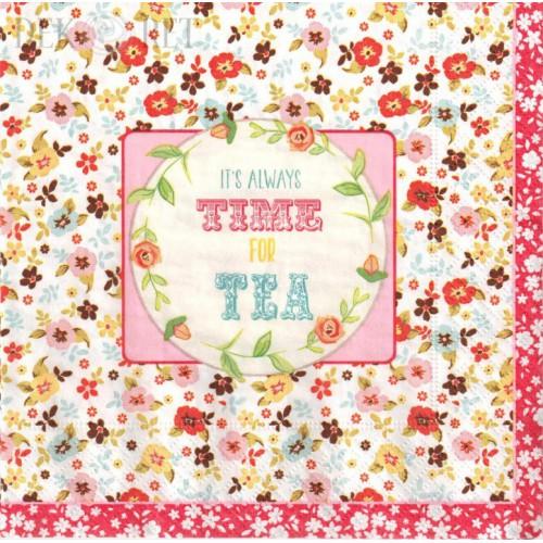 SERWETKA - TIME FOR TEA